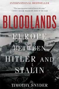 "Book cover of Timothy Snyder's""Bloodlands"""