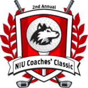 NIU Coaches' Classic logo