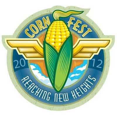 Corn Fest 2012 logo