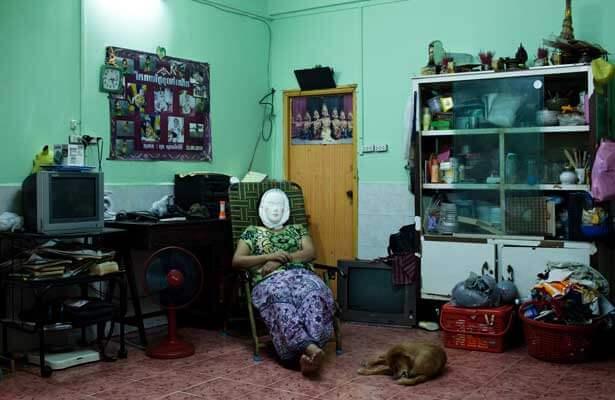 Khvay Samnang's Human Nature Series (2011)
