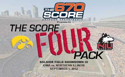 The Score Four Pack