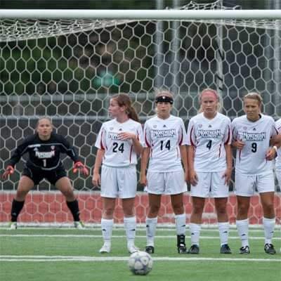 NIU women's soccer team