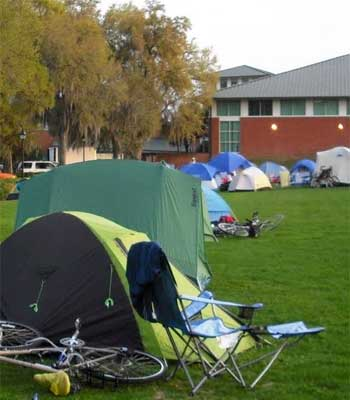 Camp on Campus