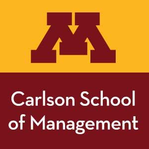 Logo of the Carlson School of Management-University of Minnesota