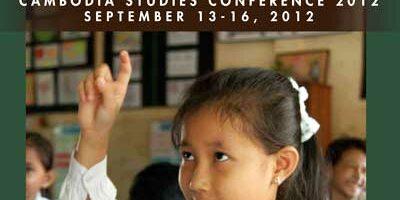 Imagining Cambodia: Cambodia Studies Conference 2012