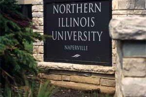 NIU-Naperville sign