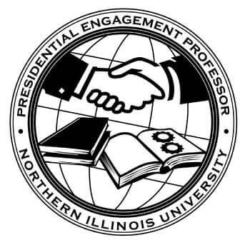 Presidential Engagement Professor medallion