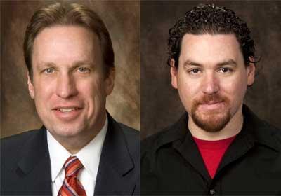 Paul Bauer and Dan Nichols