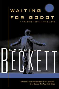 """Cover of """"Waiting for Godot"""" script"""