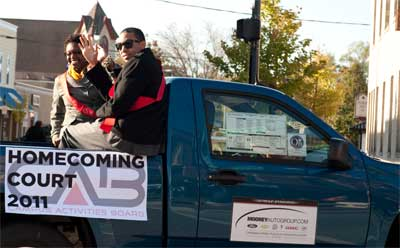 Homecoming Parade 2011
