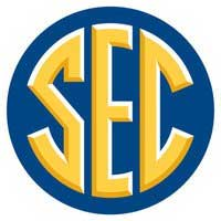 Logo of the SEC (Southeastern Conference)