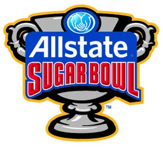 Logo of the Allstate Sugar Bowl