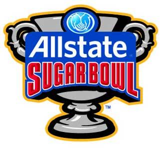 Logo of the Allstate Sugar Bowl