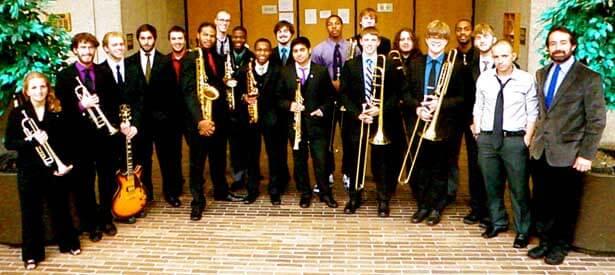 NIU Jazz Lab Band 2012