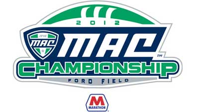 MAC-2012 football championship logo