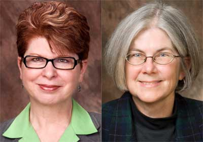 Meryl Sussman and Maylan Dunn-Kenney