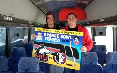 Orange Bowl Express-x