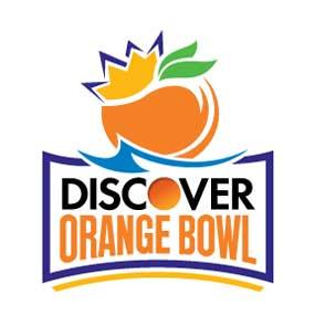 Discover Orange Bowl logo