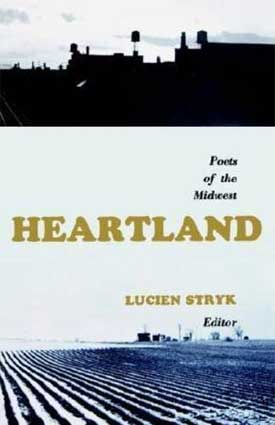"Cover of ""Heartland,"" edited by Lucien Stryk"