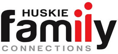 Logo of Huskie Family Connections