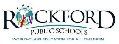 Rockford Public Schools 205 logo