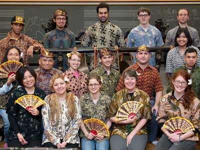NIU Gamelan Ensemble