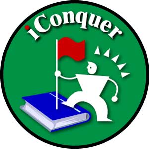 iConquer logo
