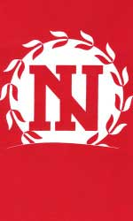 NIU Huskie Athletics Hall of Fame logo