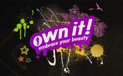 own it! embrace your beauty