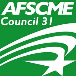 AFSCME Council 31 logo