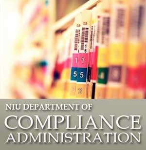 NIU Department of Compliance Administration
