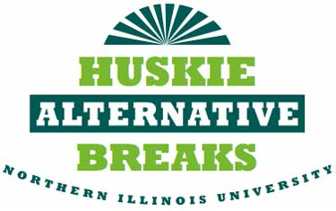 Huskie Alternative Breaks logo