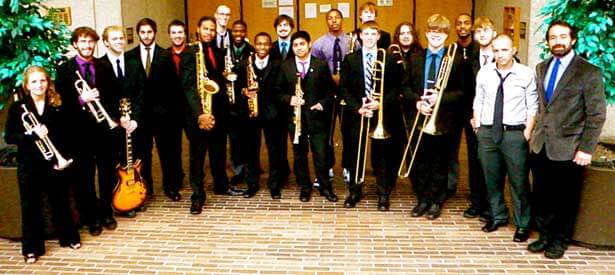 NIU Jazz Lab Band