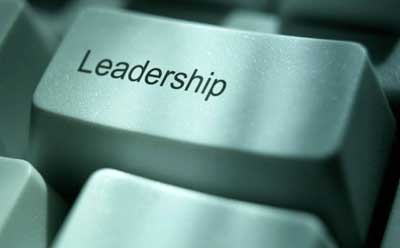 "Photo of the word ""Leadership"" on one key of a computer keyboard"