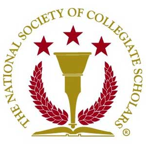 National Society of Collegiate Scholars logo