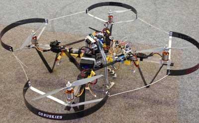 NIU Robotics robot
