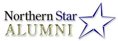 Northern Star Hall of Fame Alumni logo