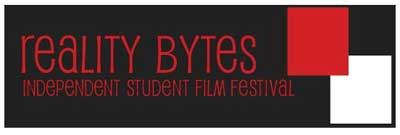 Reality Bytes Independent Student Film Festival logo