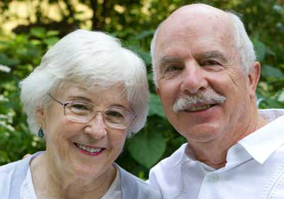 Arlene and Clark Neher