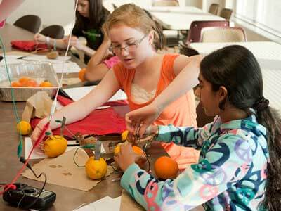 College of Engineering and Engineering Technology summer camp