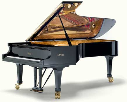 Fazioli Pianoforti Model F278