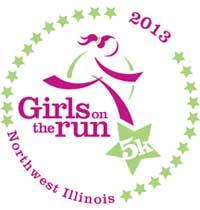 Logo of Girls on the Run - Northwest Illinois