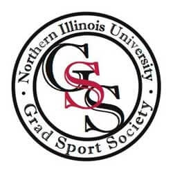 NIU Grad Sport Society logo