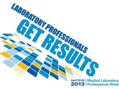 Laboratory Professionals Get Results