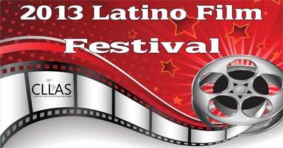 2013 Latino Film Festival logo