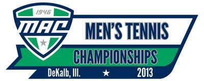 MAC Men's Tennis Championships 2013 logo