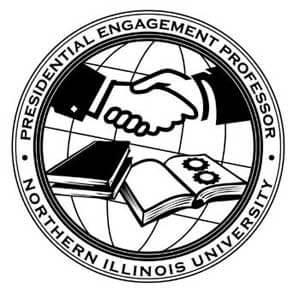 Presidential Engagment Professors logo