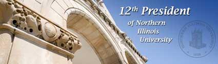 12th President of Northern Illinois University