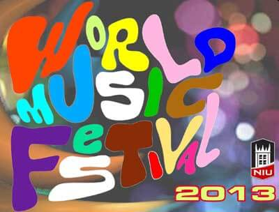 World Music Festival logo