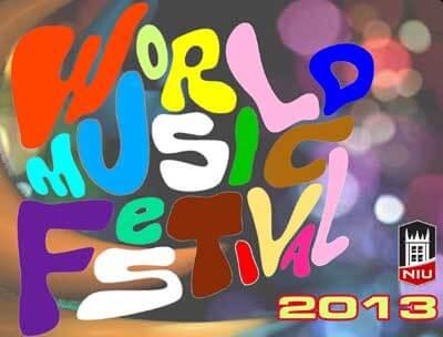 World Music Festival logo